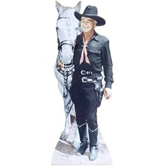ee04d6e761368 Hopalong Cassidy - Advanced Graphics Life Size Cardboard Standup   You can  get more details by