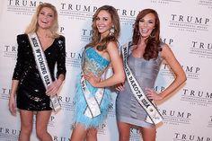 Miss Wyoming USA 2013, Courtney Gifford; Miss Montana USA 2013, Kacie West; and Miss South Dakota USA 2013, Jessica Albers | #MissUSA