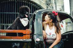 Retro, Dogs, Fashion, Moda, Fashion Styles, Pet Dogs, Doggies, Retro Illustration, Fashion Illustrations