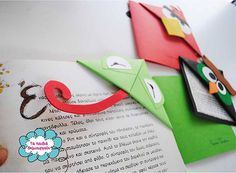 Book Markers, Art For Kids, Books, Accessories, Art For Toddlers, Livros, Libros, Book, Book Illustrations