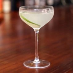 Gimlet (my favorite gin cocktail) recipe contributed by Simon Ford). It doesn't get much simpler or more refreshing than the classic Gimlet.