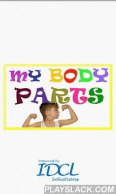 Kids Learning My Body Parts  Android App - playslack.com ,  This is an app for kids. Using this app kids can know about their body parts.Kids can learn the names of body parts and how to pronounce them. This app is very good learning path for kids.Child can also practice writing body parts name which will make easy for child to learn words and speak them.Now Child can also give test and get feedback during test if the answer is wrong or right and then finally see the scoreboard. Dit is een…