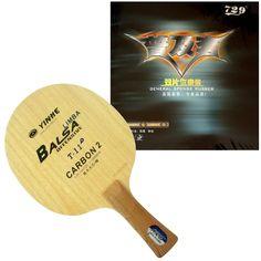 Pro Table Tennis (PingPong) Combo Racket  Galaxy YINHE T-11+ Blade e7243e2c1ee7b
