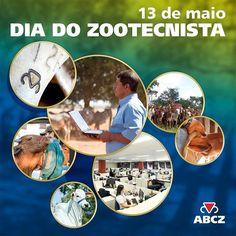 Fica aqui nossa homenagem àqueles que dedicam suas vidas em nome dessa bela profissão! 13 de maio, Dia do Zootecnista! #diadozootencista #zootecnista #zootecnia #abcz #orgulho