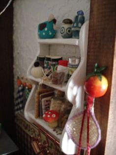 estanteria cocina