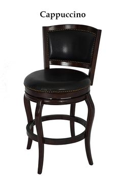 Hillsdale Furniture Barcelona 30 Quot Swivel Bar Stool With