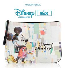 Disney Mickey Mouse Purse Clutch  Hand  Bag Pouch Character Mickey Collage Bag  | Clothing, Shoes & Accessories, Women's Handbags & Bags, Handbags & Purses | eBay!