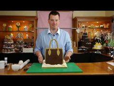 Handbag Cake Preview - Cake Decorating with Paul Bradford