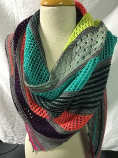 Ravelry: Project Gallery for Take It All pattern by Lisa Hannes