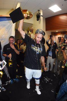 Champagne celebrations!