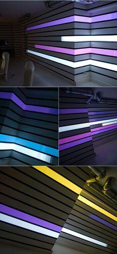 Hirzberger Light Wall 04 Digital Wallpaper   Can Put Behind Reception Desk