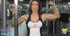 Cable Station 21s: Constant Tension for Results! In this episode, Amanda Latona demonstrates a 21-rep scheme using the cable machine. Get your upper body burning with constant tension. Check out the video and give it a try this week!