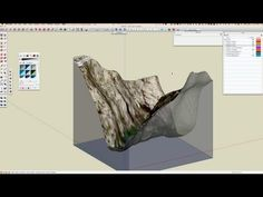 SketchUp Terrain Tutorial Part 2