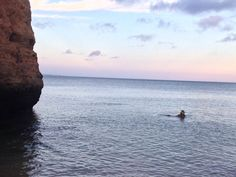 Snorkelling at sunset ️-georginabunner