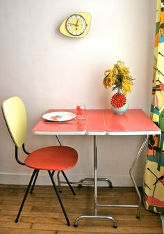 retro | formica table