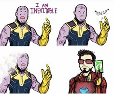 Didnt see that coming #avengers memes