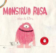 El monstre rosa. Conte sobre la diversitat