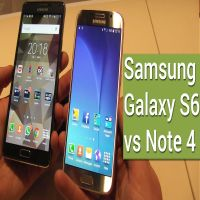 Samsung Galaxy vs Samsung Galaxy Note 4 Samsung has lately proclaimed its latest addition to its series of Galaxy, the Galaxy and Edge. Samsung Galaxy S6, Galaxy Phone, Galaxy Note 4, Notes, Report Cards