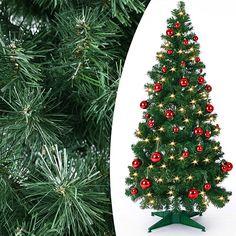 Geschmückter Künstlicher Weihnachtsbaum Mit Lichterkette.Die 116 Besten Bilder Von Weihnachtsbäume Künstlich In 2017