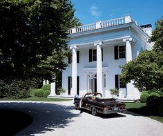 Aerin Lauder's home in the Hamptons.
