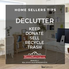 Brian Kelly, Sales Representative, Real Estate Sales, Declutter, Recycling, Home Decor, Room Decor, Organisation, Upcycle