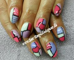 Pics Art, Nails, Design, Painting, Beauty, Pictures, Finger Nails, Ongles, Painting Art