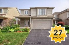 1155 South Wenige Dr. THIS ONE IS MUST SEE!this two storey home is located in the desirable Stonecreek community. Walking distance to great schools, Stoneycreek YMCA. Parks, close to Masonvill Mall, UWO.  For more details call Grace 519-673-3390