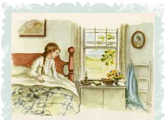 """""""The sun shone in at the window and brought Becky wide awake. She sat up in bed. """"This is my birthday,"""" she said. """"I am ten years old!"""" ..."""