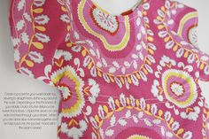 fun in the sun(dress) Reversible Tunic - iCandy handmade