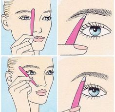 How to Shape Your Eyebrows - Step by Step Guide