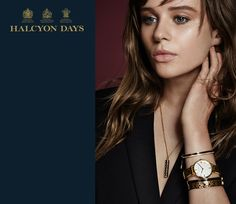 *NEW* Halcyon Days Watches