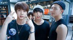 BTS in Singapore ♡