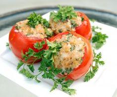Tomates Rellenos de Atún                                                       …