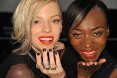 Maquillage naturel 2015- idées des maquilleurs des top modèles