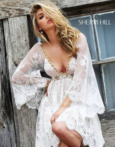 Sherri Hill style 32260 Love this for a the cowboy photo shoot