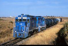 RailPictures.Net Photo: SW 28 Southwestern Railroad EMD GP30 at Dodge City, Kansas by Mike Danneman