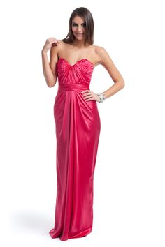 $75 rent the runway Badgley Mischka Lady of Love Gown