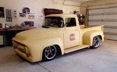 56 Ford JR Hot Rod Pickup