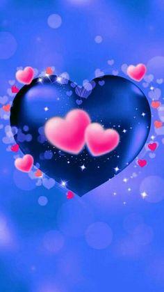 Ideas Wallpaper Whatsapp Love Heart For 2019 Wallpaper Sky, Heart Iphone Wallpaper, Emoji Wallpaper, Cellphone Wallpaper, Wallpaper Backgrounds, Textured Wallpaper, Wallpaper Ideas, Heart Pictures, Heart Images