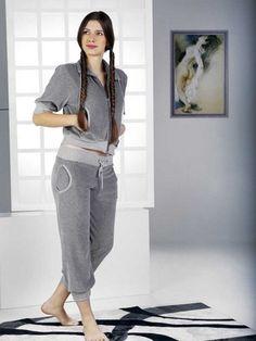 Домашний образ: красивая женская одежда для дома, модная домашняя одежда