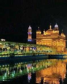 Golden Temple Amritsar, Shri Guru Granth Sahib, Diversity, Big Ben, Peace, Travel, Viajes, Destinations, Traveling