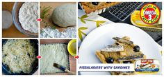Our #MegaMeal for today is: Pissaladière - Niçoise Style Pizza Bread with Caramelised Onions and Sardines by Food and the Fabulous  You can get this delicious recipe here > http://www.foodandthefabulous.com/recipes/pissaladiere-with-sardines/