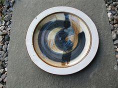 Alan Vigland Pottery Decorative Plate by TheSnapDragonsLair