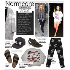 """The Best of 2014-Normcore Trend"" by kusja on Polyvore"