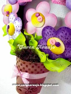 Tutti Colore by Caren Araujo: Bem Vinda Primavera!!!!