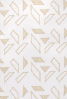 Anni Albers Monarch, 1982 machine embroidered polyester drapery material 401⁄2 × 38 in. (103 × 96.5 cm) 1994.13.16