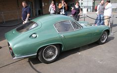 Lotus Elite 'Fastback'