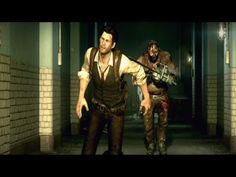 Getting Pass Mick Foley - THE EVIL WITHIN (#3) - YouTube