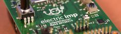 The Electric Imp is a tiny device that connects and allows control of almost any electronic device wirelessly via the internet. This would allow for greater control of resources such as water, heating, and electricity in home or office settings.