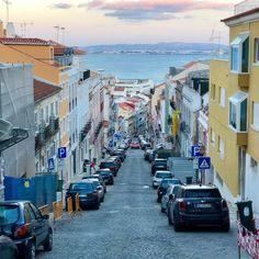 Lisbon is beautiful as usual. #lisbon #lisboa #portugal #streetphotography #sunset #travel #travelblogger